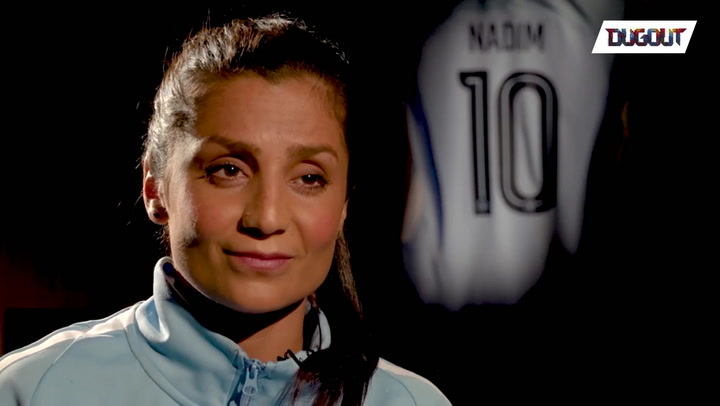 Nadia Nadim to Join City From Portland