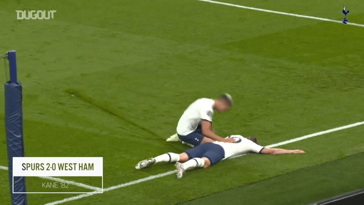 Pitchside View: Harry Kane ends six month wait for a goal