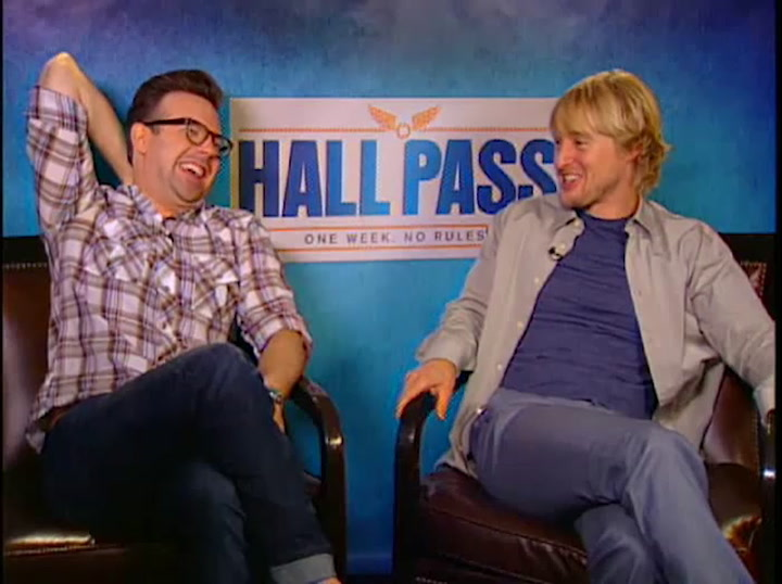 Owen Wilson Interview