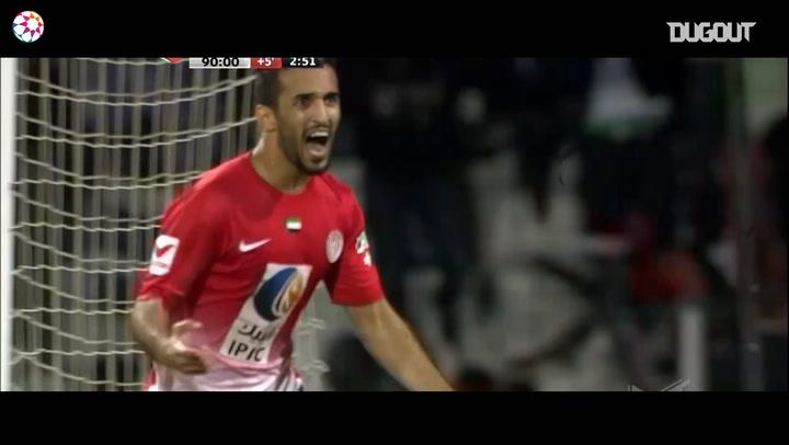 Ali Mabkhout's best Al Jazira moments