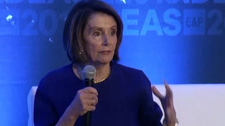 - Hva er galt med Nancy Pelosi?