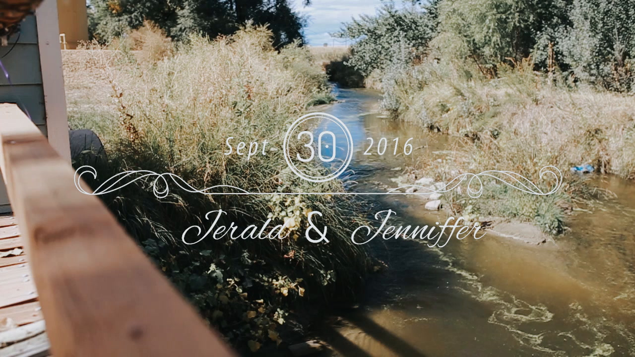 Jerald + Jenniffer | Fort Lupton, Colorado | Country Kiss Weddings