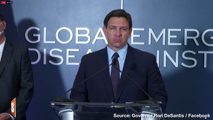 Ron DeSantis: Why Isn't CDC Studying Harmful Effects of Masking Kindergarteners for 7 Hours?