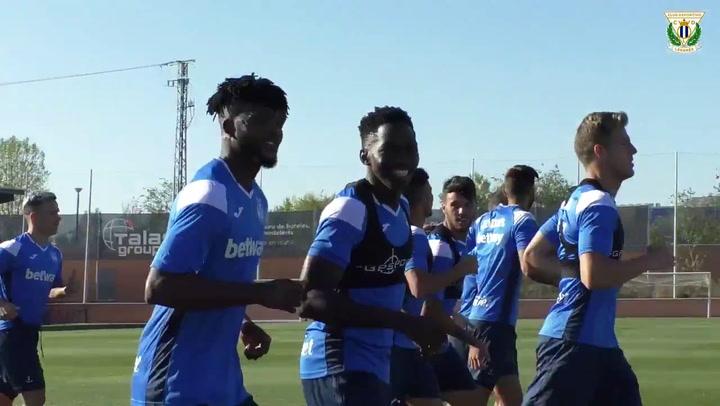 Leganés y Osasuna comienzan 'su' Liga
