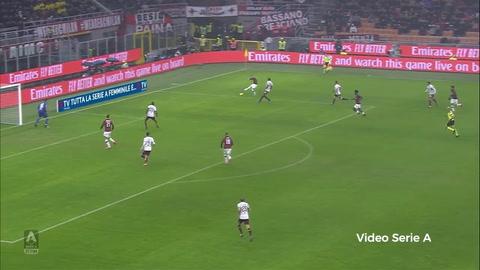 AC Mlian 1-0 Torino (Seria A)