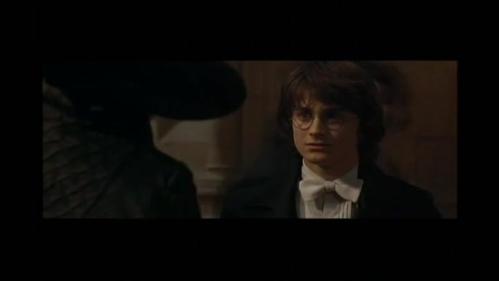 Harry Potter and the Golet of Fire - Clip 3