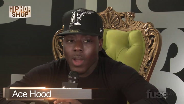 """Shows: Hip Hop Shop: Ace Hood & DJ Khaled on How To """"Hustle Hard"""""""