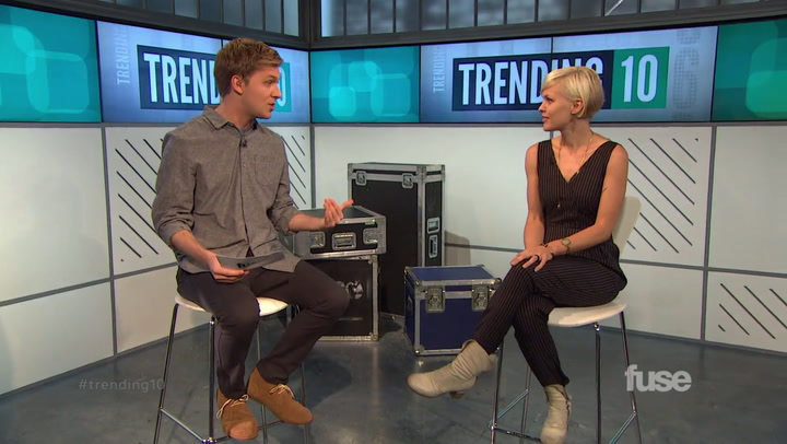 Shows: Trending 10: Conway Walk-On (9/17/14)