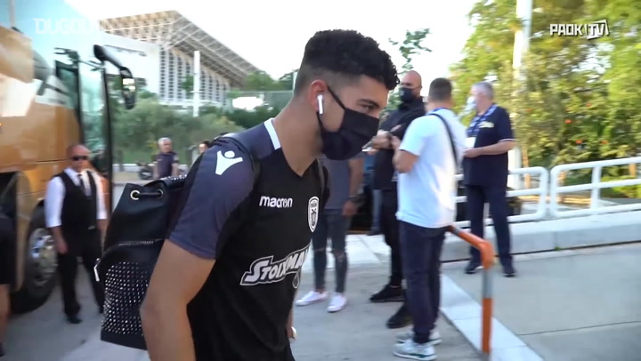 PAOK draw against AEK