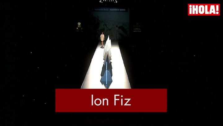 Fashion Week Madrid otoño-Invierno 2015-2016: Ion Fiz