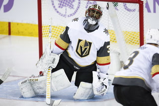 Golden Edge: Knights In Flames After Loss To Calgary