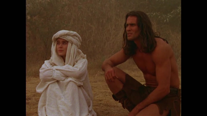 Tarzan and the Black Orchid