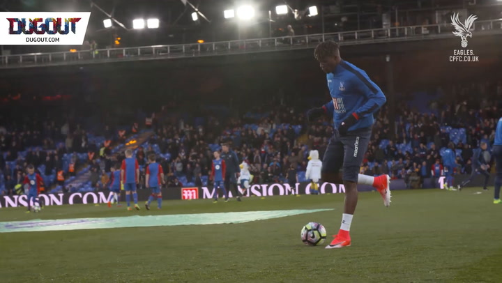 How Does Zaha Warm Up?