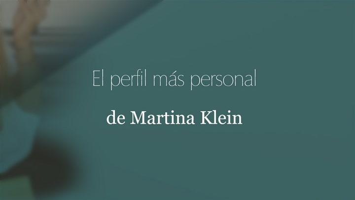 Las dimensiones de Martina Klein