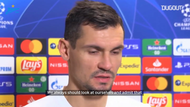 """Dejan Lovren: """"Every mistake matters in the Champions League"""""""