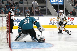 Golden Edge: Knights Rally To Win During Shootout