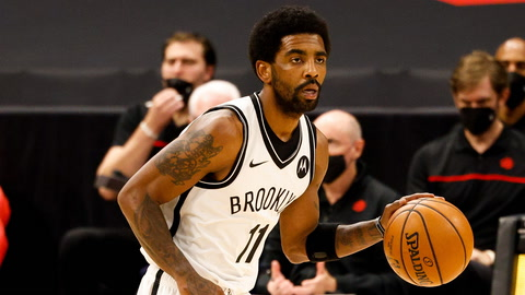 Impact Kyrie Irving's vaccination status can have on Nets; should Kemba Walker start over Derrick Rose? |