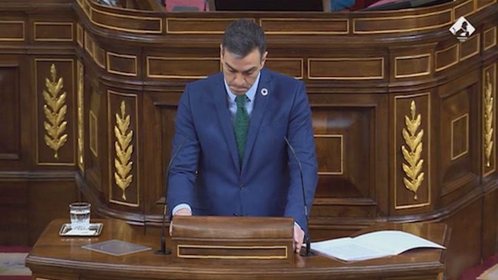 Pedro Sánchez admite el error de la desescalada