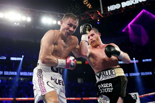 Canelo And GGG React To Rematch