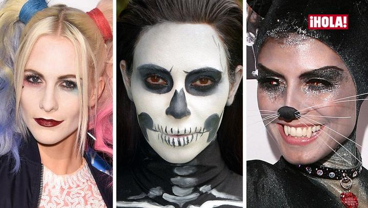 Videos De Maquillaje De Halloween.Los 10 Mejores Maquillajes De Halloween