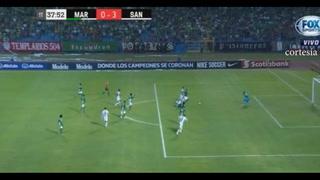 Llega el tercero para Correa y Santos ya humilla al Marathón