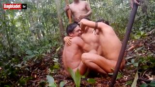 Fryktet blodbad i Amazonas - så snur det