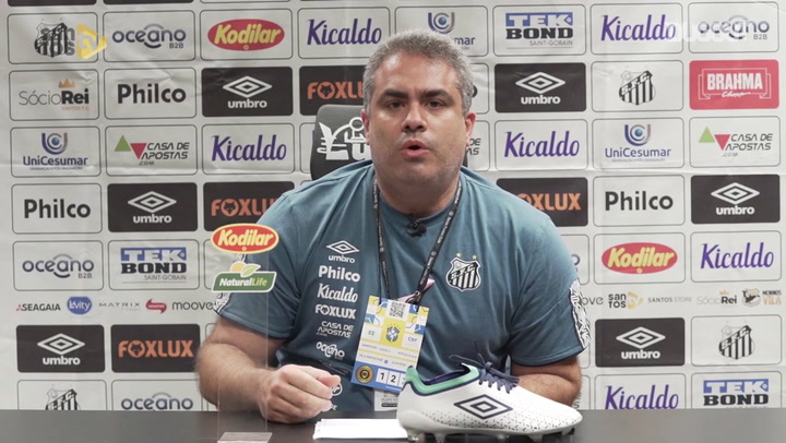 Após arbitragem polêmica, Orlando Rollo vê Santos prejudicado em derrota no Rio
