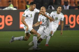 Argelia derrota a Senegal y se corona campeón de la Copa de África de Naciones