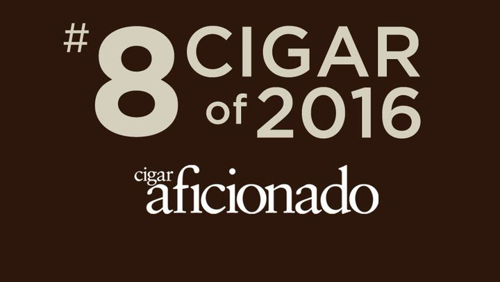 No. 8 Cigar of 2016