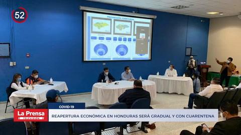 Noticiero: Reapertura económica inicia el lunes 8 de junio en Honduras