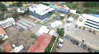 Inauguran complejo criminalístico para investigación en Honduras