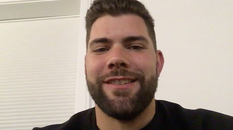 Justin Pugh, A Secret Hockey Fan?