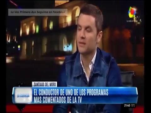 Santiago del Moro confirmó que lo llamaron para una posible entrevista con CFK