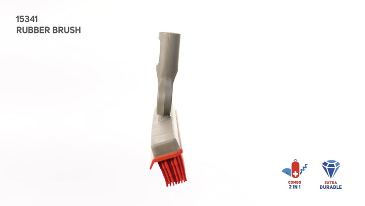 Preview image of Nordic Stream Quick Click Rubber Brush Head video
