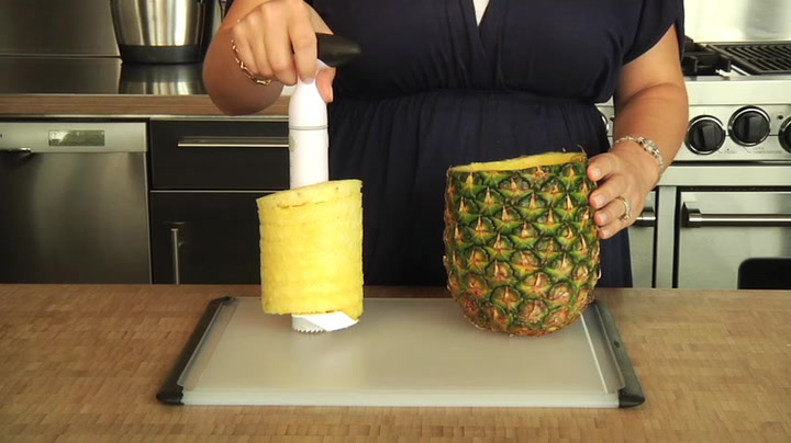 Preview image of OXO GG Pineapple Slicer video