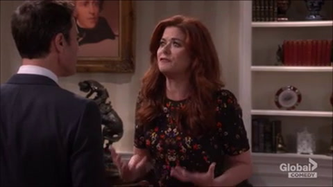 Queerty called out on Will & Grace