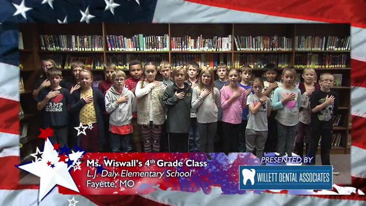 L.J. Daly Elementary School - Ms. Wiswall - 4th Grade