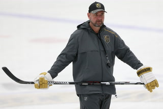 Golden Knights changes under Peter DeBoer