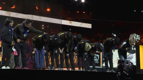 El equipo chino FPX gana el Mundial de League of Legends