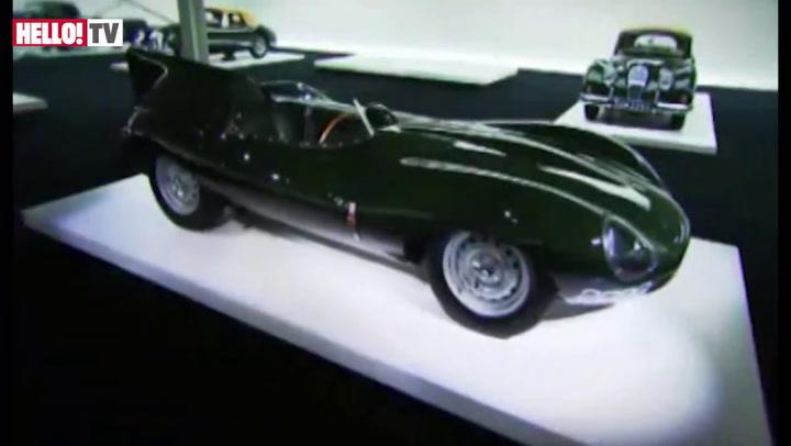 Ralph Lauren opens his doors for tour of his exquisite car collection