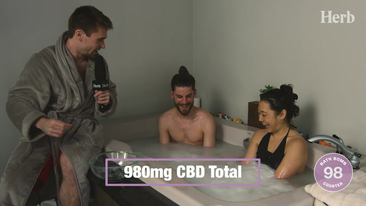 100 CBD Bath Bomb Challenge Thumbnail