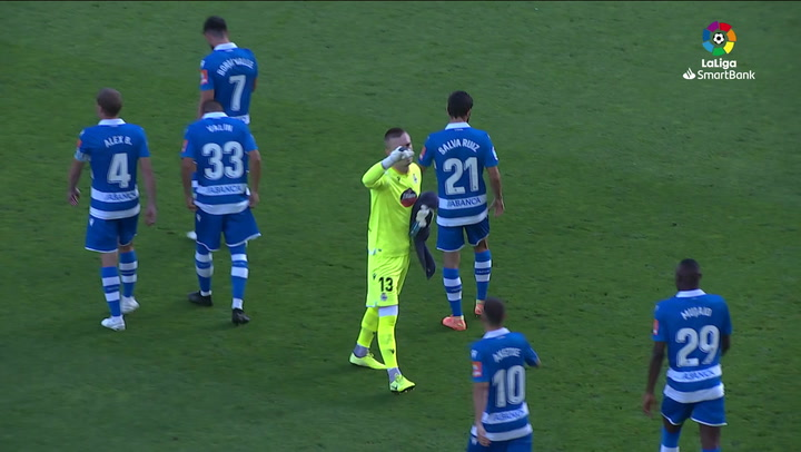 LaLiga SmartBank (J.42): Deportivo 2-1 Fuenlabrada