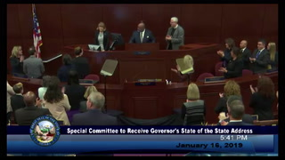 Nevada State of the State Address 2019