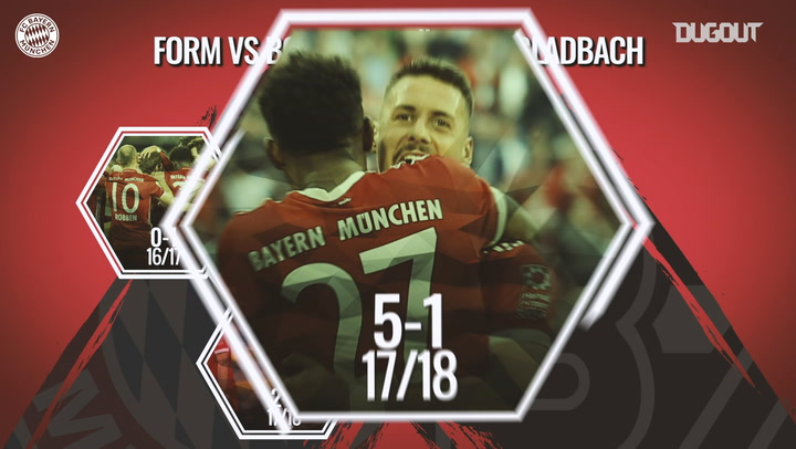 Borussia Mönchengladbach vs FC Bayern match preview