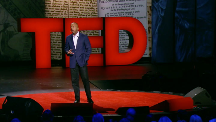Bryan Stevenson TED