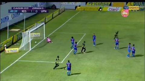 Real España 1-1 UPN (Liga Salvavida)