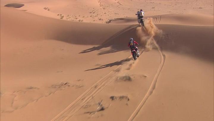 El resumen de la sexta etapa del Dakar