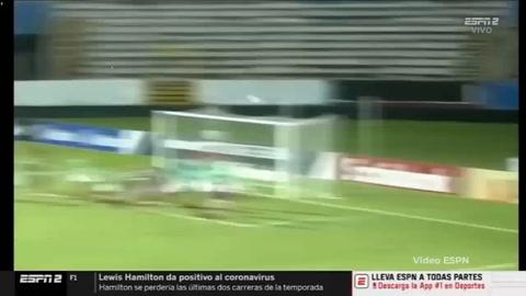 Marathón 0-2 Saprissa (Liga Concacaf)