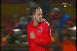 La calentura del cuerpo técnico de Alajuelense tras derrota ante Herediano