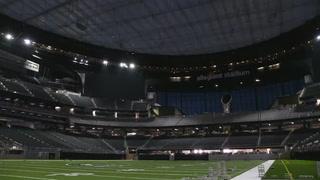 Allegiant Stadium Performs Blackout Test – Video
